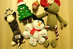 Les jouets de Noël