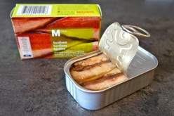 Sardines pour toutou