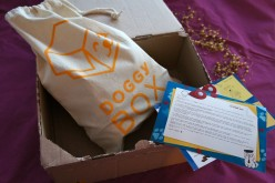 La Doggy Box d'octobre
