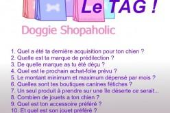 Doggie Shopaholic le TAG