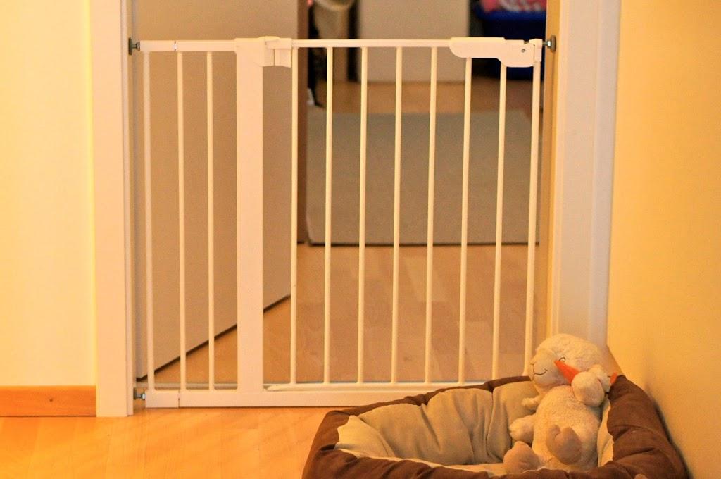 barri re b b pour viter le chien dans le lit baikasblog. Black Bedroom Furniture Sets. Home Design Ideas