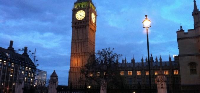 Petites vacances londoniennes