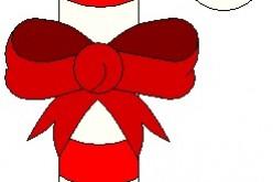 La hotte du Père-Noël