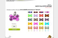 La mini médaille pour chien – Swiss Clever Pet Tag